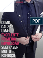 PRIMEIRA IMPRESSÃO SEM FAZER MUITO ESFORÇO - Cópia