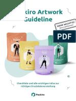 Packiro Artwork Guideline