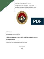 Tarea de Capacitancia y Dieléctricos