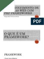 Desenvolvimento de sistemas web com php Frameworks - Aula 1_ORIGINAL