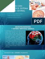 #2 Fármacos del sistema nervioso central 2