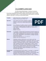 javascriptlanguage