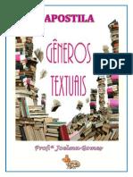Apostila de Gêneros Textuais - Joelma Gomes