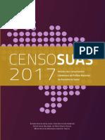 Censo SUAS 2017