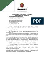 PL0145-2018 (Política Municipal para a População em Situação de Rua)