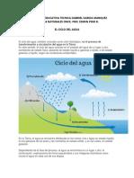 CICLO DEL AGUA -11- 2021