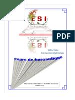 Bureautique ESI 2012 Par Mr. Kielem