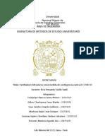 Monografía ventiladores mecánicos-Formato APA