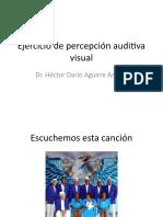 Percepción auditiva 01