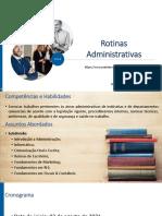 ROTINAS ADMINISTRATIVAS_PARTE_ADM