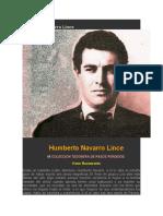 Humberto Navarro Lince en Neonadaísmo 2011