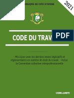 Le Code Du Travail Ivoirien - 2021 NI-y0z9uc