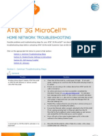 ATT3GMicroCell Troubleshooting