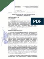 Investigación de Lavado de Activos - Perú Libre
