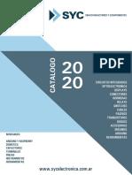 SYC Catalogo