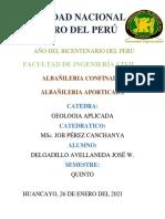 ALBAÑILERIA CONFINADA, ALBAÑILERIA APORTICADA-DELGADILLO AVELLANEDA (Autoguardado)