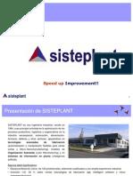 Presentación Sisteplant - Sin referencias