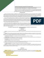 ACUERDO de organización y funcionamiento del Instituto Nacional de la Economía Social