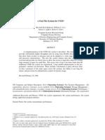 A Fast File System for UNIX - Marshall Kirk McKusick, William N. Joy, Samuel J. Leffler and Robert S. Fabry
