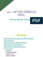 Bai tap cong cu QTCL