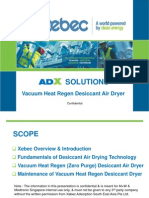Xebec Desiccant Air Dryer
