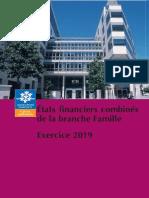 Etats Financiers 2019 de La Branche Famille