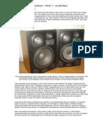 Curso de Caixas Acústicas – Parte 1 - Os Woofers