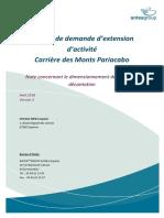 Annexe III - 7 - Note dimensionnement-bassin de d├®cantation- PARIACABO03042018