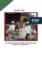 A Little Book on Ida Resi Alit