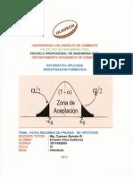 Investigacion Formativa-prueba de Hipotesis
