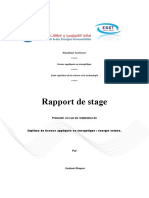 RAPPORT ZOUHOUR