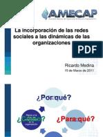 RMedina Redes Sociales