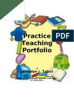 PRactice teaching Portfolio