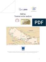 Nepal - Tourism Sector Analysis