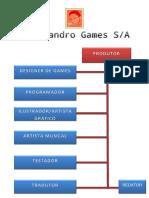 Alessandro Games - Organograma