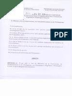 Contrat_Ministere de la construction de lassainissement et urbanisme_20111014_arrete 026 du 14 octobre 2011-1(1)