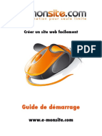 Guide de Demarrage v4