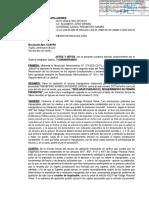 Exp. 00172-2020-0-1601-SP-PE-01 - Resolución - 08112-2020