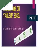 Les Fonctions Conditionnelles - IPEC4 jour