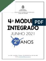 2º Ano 4º Módúlo Integrado 2021