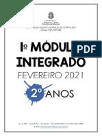 2º Ano 1º Módúlo Integrado 2021