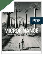 REPORT ON MICROFINANCE
