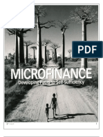 REPORT ON MICROFINANCE