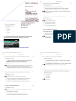 Correção Atividade 14 Geografia - 9ºAno - Formulários Google
