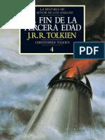4- El Fin De La Tercera Edad - J. R. R. Tolkien