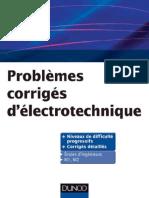 A Problemes Corriges Delectrotechnique