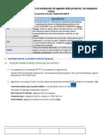 Instrucción de Trabajo para la instalación de agentes Data protector2
