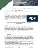 Art. Materiais Condutores Elétricos e Térmicos Na Construção Mecânica (1)