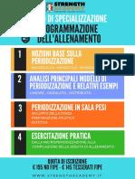 Programmazione Dell'Allenamento Ok PDF