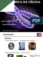 Aula 02 - Bioquímica da Célula